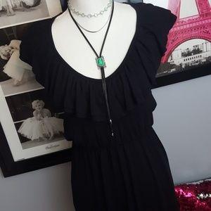 Buffalo David Bitton little black dress.